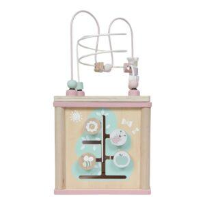 cubo-de-atvidades-rosa-cubo-para-bebes-cubo-rosa-little-dutch