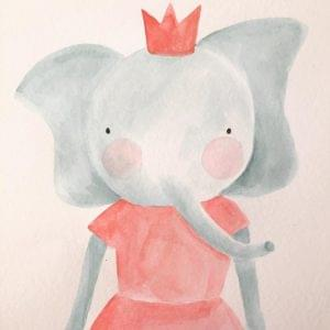 aguarela-a3-tutu-illustatrion-elefante