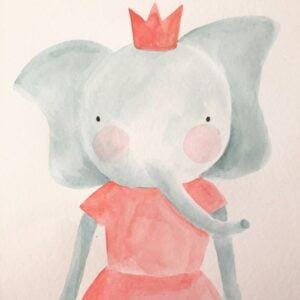 aguarela-a3-tutu-illustatrion-elefante