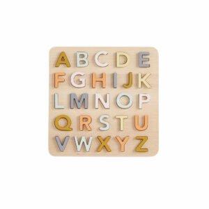 puzzle-abecedario-kids-concept-