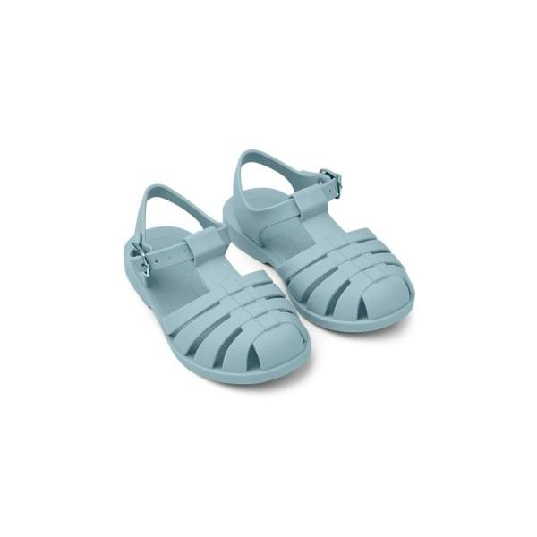 sandálias-azuis-liewood-sandals-sea-blue
