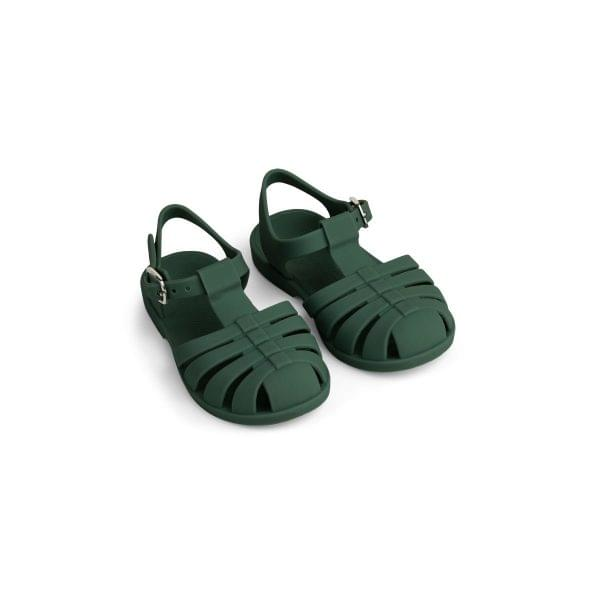 sandálias-verdes-liewood-sandals-garden-green