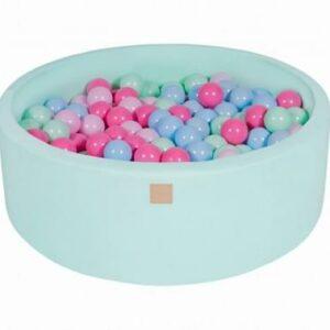 piscina-bolas-verde-200bolas-meowbaby