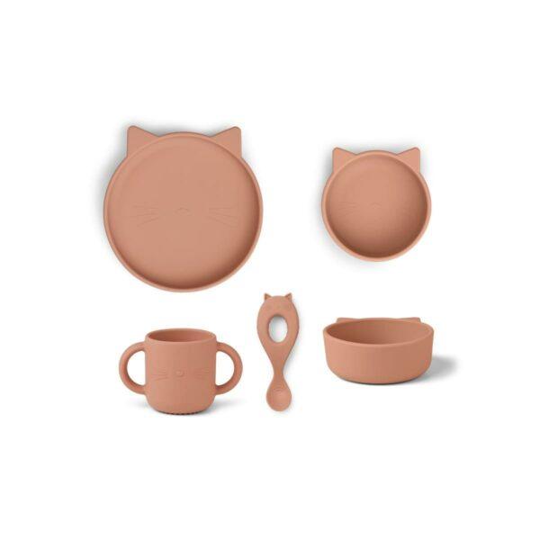 conjunto-refeicao-silicone-liewood-rosa
