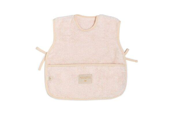 so-cute-baby-apron-pink-nobodinoz-babete