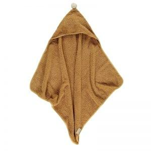 so-cute-baby-bath-cape-capa-bain-caramel-nobodinoz