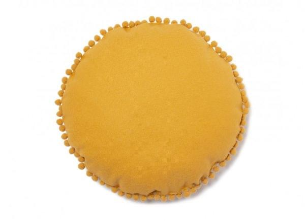 sunny-round-cushion-farniente-yellow-nobodinoz