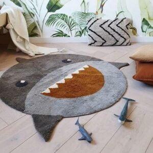 tapis-petit-tapete tubarão